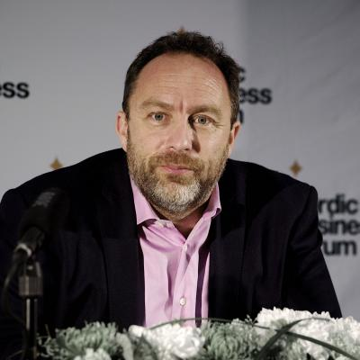 and& 2020 conference Jimmy Wales